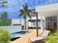 2 logements neufs sur une parcelle en indivision Sauveterre 30 Atoutplans- (6)