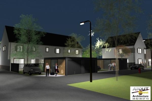 Atoutplans DESSINS Architecture PARIS ILE DE FRANCE (11)