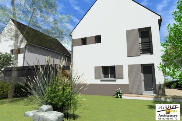 Atoutplans DESSINS Architecture PARIS ILE DE FRANCE (14)