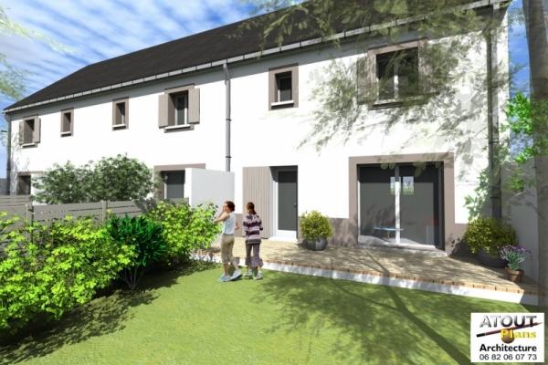 Atoutplans DESSINS Architecture PARIS ILE DE FRANCE (15)