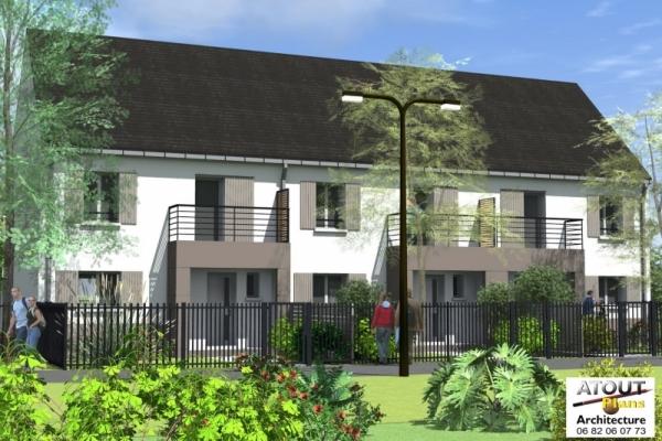 Atoutplans DESSINS Architecture PARIS ILE DE FRANCE (18)
