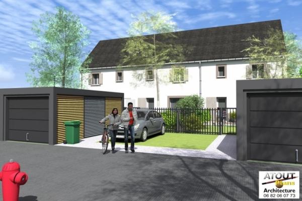 Atoutplans DESSINS Architecture PARIS ILE DE FRANCE (4)