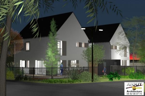 Atoutplans DESSINS Architecture PARIS ILE DE FRANCE (8)