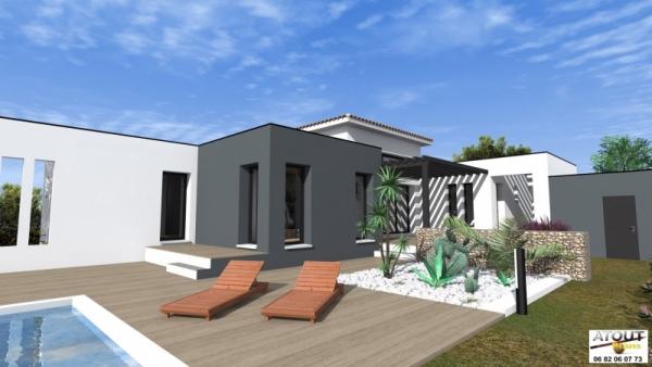 Permis de construire Aubignan_ Atoutplans Architecture