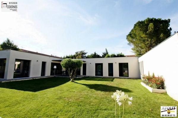 Villa moderne Avignon 84_ Atoutplans Architecture (1)