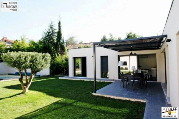 Villa moderne Avignon 84_ Atoutplans Architecture (2)