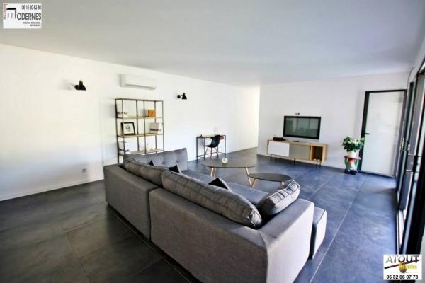 Villa moderne Avignon 84_ Atoutplans Architecture (6)