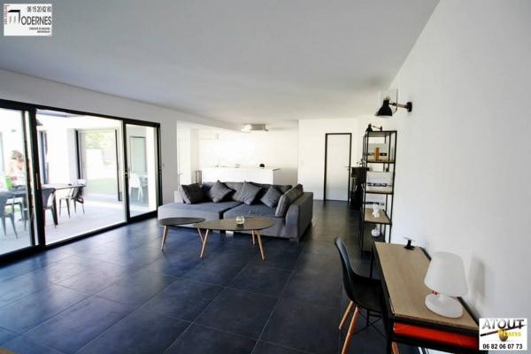 Villa moderne Avignon 84_ Atoutplans Architecture (8)