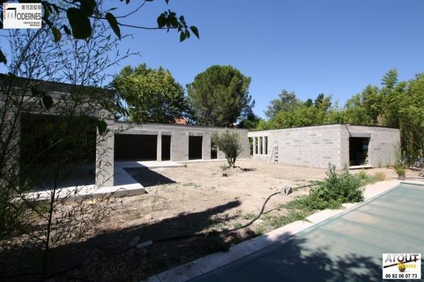 Villa moderne Avignon 84_ Atoutplans Architecture (9)