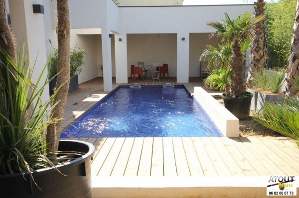 Espace piscine proche avignon et relookage de la maison for Piscine les angles