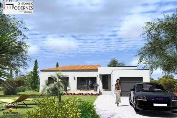 Estézargues 30 Villa moderne (2)