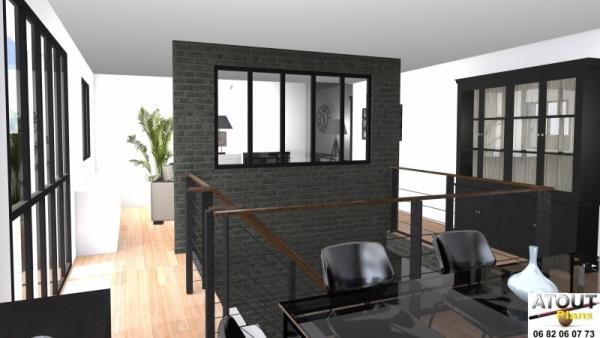 Loft_ Paris 13_ Atoutplans Architecture (3)