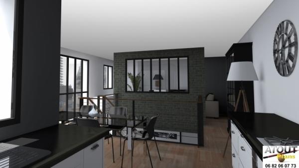Loft_ Paris 13_ Atoutplans Architecture (9)