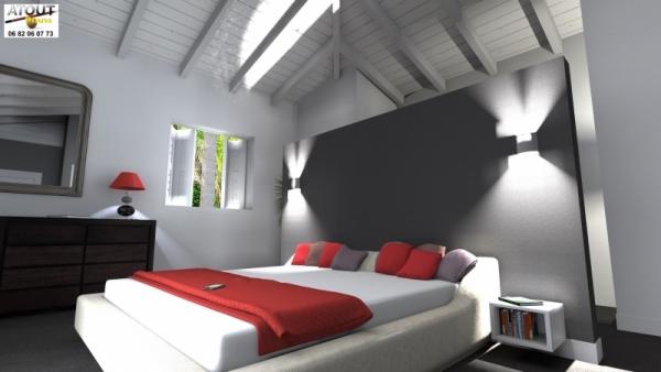 Maison coloniale_ Atoutplans Architecture (14)