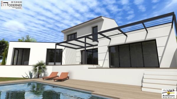 Maison moderne Methamis (89)