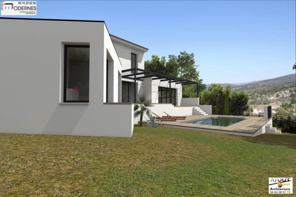 Maison moderne Methamis (90)