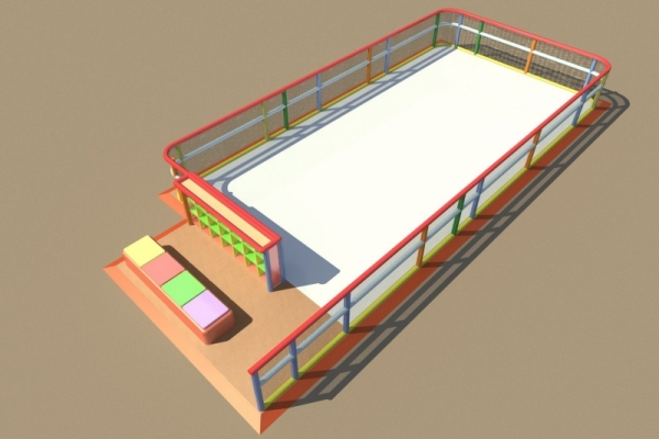 Patinoire synthétique_ Atoutplans Architecture (1)