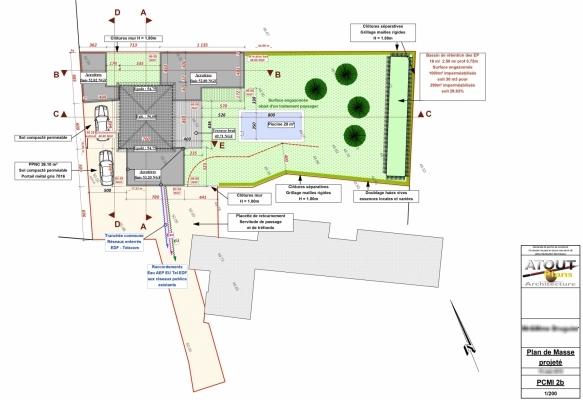 Exemple de dossier de demande de permis de construire for Demande de permis de construire maison individuelle