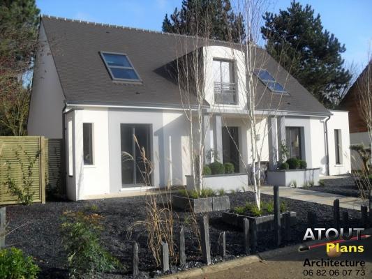 Relookage pavillon Ile-de-France_ Atoutplans Architecture (2)