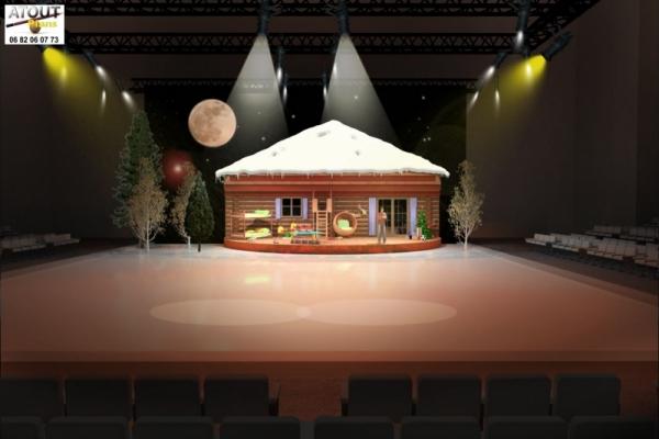 Spectacle sur glace Atoutplans Architecture (5)