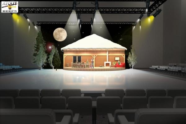 Spectacle sur glace Atoutplans Architecture (7)