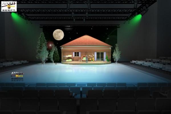 Spectacle sur glace Atoutplans Architecture (9)