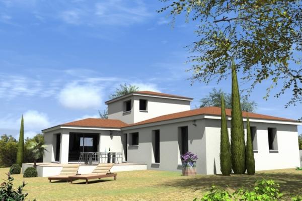 Villa à Saint Rémy de Provence 13_ Atoutplans Architecture (1)