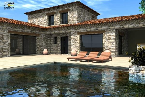 Villa méditerranéenne Barbentane 13 (1)