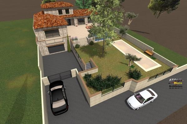 Villa méditerranéenne Barbentane 13 (3)