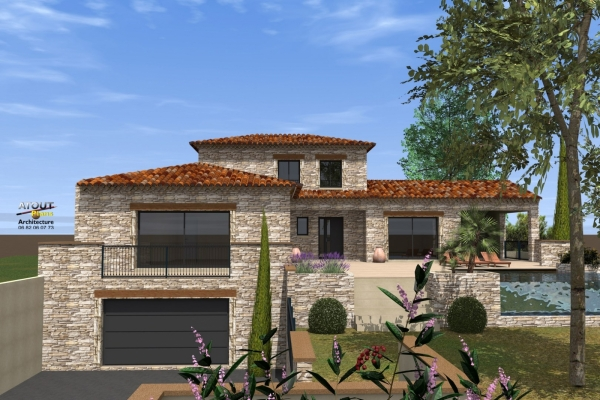 Villa méditerranéenne Barbentane 13 (4)
