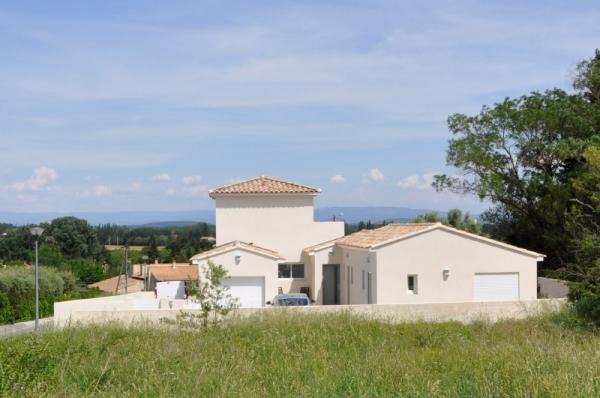 Villa trabitionnelle_ Villeneuve les Avignon (1)
