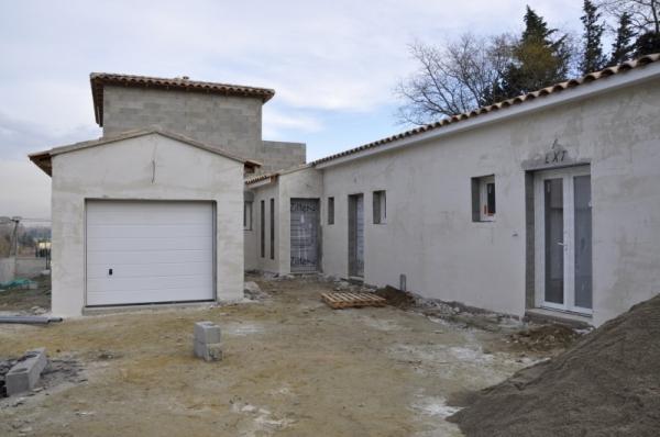 Villa trabitionnelle_ Villeneuve les Avignon (3)