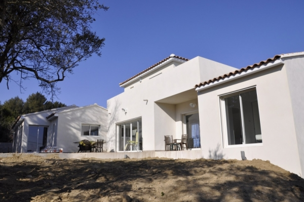 Villa trabitionnelle_ Villeneuve les Avignon (4)