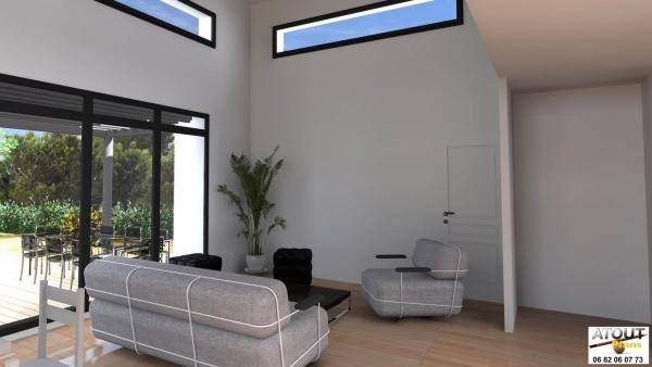 Villeneuve Les Avignon - Villa avec piscine (3)